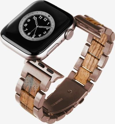 LAiMER Bracelet in Light brown / Pink, Item view