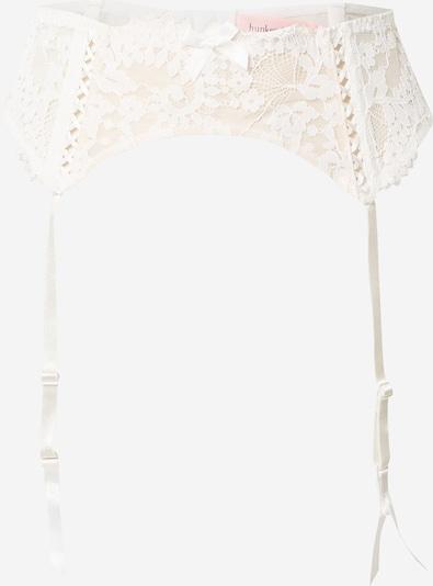Hunkemöller Garters 'Leyla' in Off white, Item view