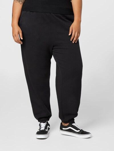 Cotton On Curve Nohavice - čierna, Model/-ka