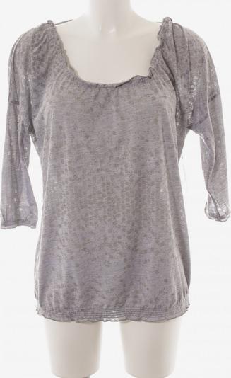 LUHTA Carmen-Bluse in S in grau / hellgrau, Produktansicht