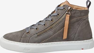 LLOYD Sneaker in grau, Produktansicht