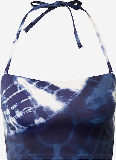 ETAM Bikinitop 'DARLA' in blau / weiß, Produktansicht
