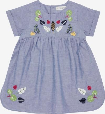Sense Organics Kleid 'CHANA' in blue denim / mischfarben, Produktansicht