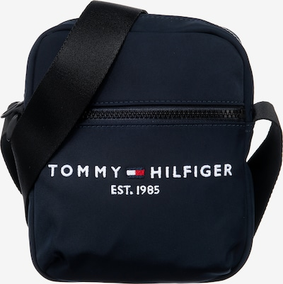 TOMMY HILFIGER Crossbody bag in navy / light red / white, Item view