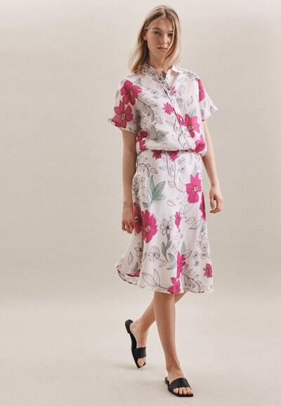 SEIDENSTICKER Rock ' Schwarze Rose ' in pink, Produktansicht