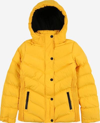 Cars Jeans Zimní bunda 'LURDES' - žlutá, Produkt