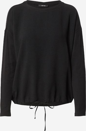 OPUS Pullover 'Sikrit' in schwarz, Produktansicht