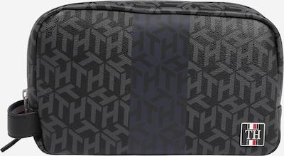 Tualeto reikmenų / kosmetikos krepšys 'Monogram' iš TOMMY HILFIGER , spalva - juoda, Prekių apžvalga