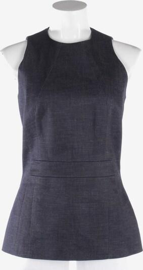 Victoria Beckham Top / Seidentop in S in dunkelblau, Produktansicht