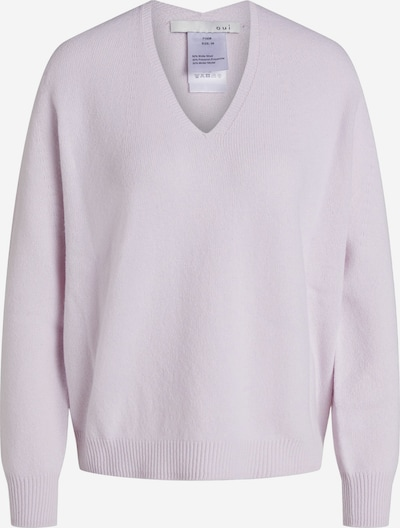 OUI Pullover in lila, Produktansicht