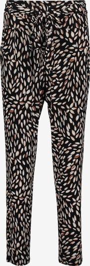 Betty Barclay Broek in de kleur Camel / Zwart / Wit, Productweergave