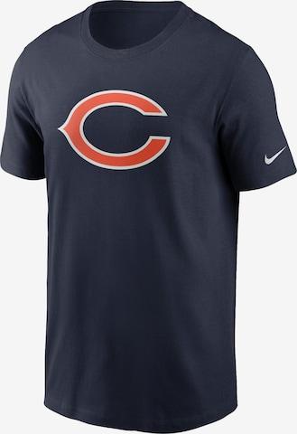 NIKE T-Shirt in Blau