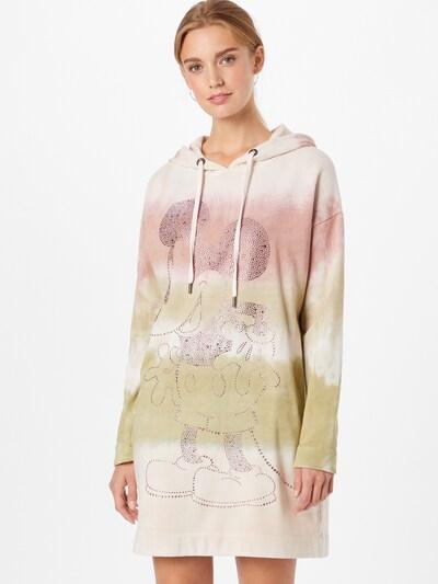 PRINCESS GOES HOLLYWOOD Šaty - krémová / pastelově zelená / starorůžová, Model/ka