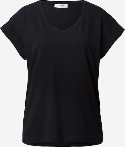 MOSS COPENHAGEN Тениска 'Alva' в черно, Преглед на продукта
