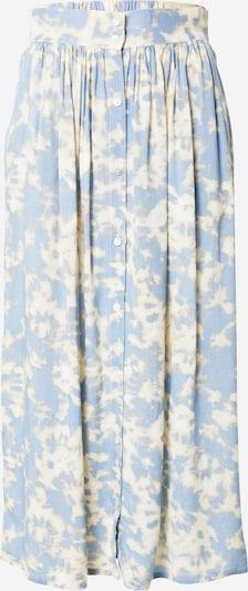 Bizance Paris Rock 'ESTHER' in beige / hellblau / weiß, Produktansicht