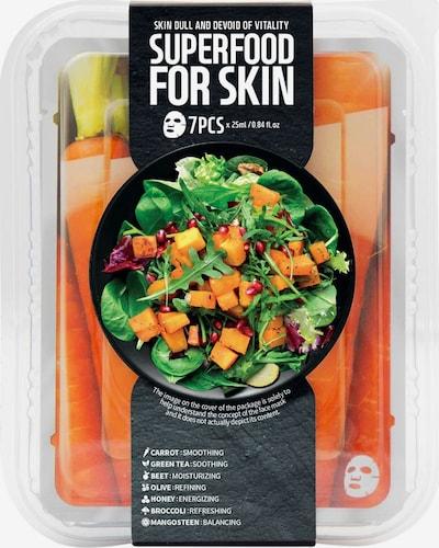 Farmskin Maskenset 'Superfood For Skin' in weiß, Produktansicht