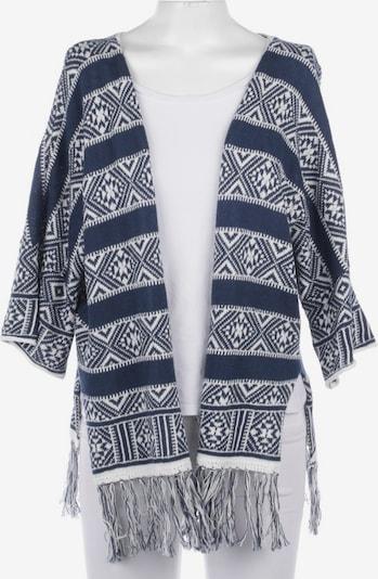 Velvet Sweater & Cardigan in S in Blue, Item view