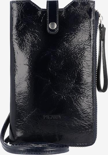 Picard Smartphone Tasche in blau, Produktansicht