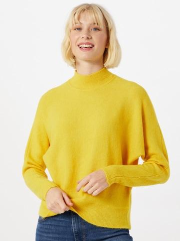 ONLY Tröja 'ONLCORINNE' i gul