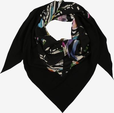 Doris Streich Stoffen mondkapje in de kleur Gemengde kleuren / Zwart, Productweergave