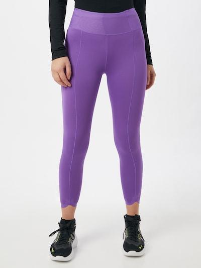 NIKE Športové nohavice 'One Luxe' - neónovo fialová / pastelovo fialová, Model/-ka