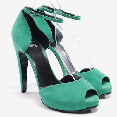 PIERRE HARDY Sandaletten in 40,5 in grün, Produktansicht