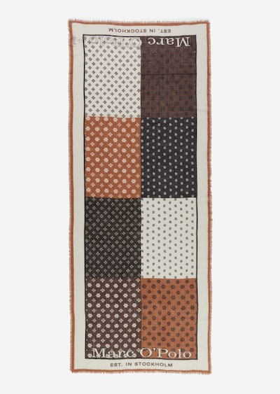 Marc O'Polo Schal in orange, Produktansicht