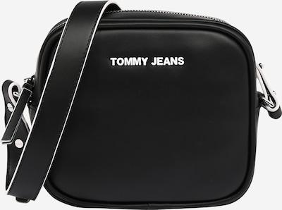 Geantă de umăr 'Femme' Tommy Jeans pe negru / alb, Vizualizare produs