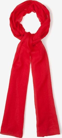 Ulla Popken Schal in rot, Produktansicht