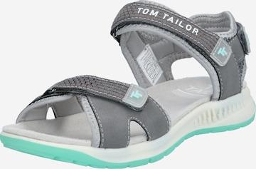 pilka TOM TAILOR Sportinio tipo sandalai