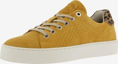 BULLBOXER Sneaker in gelb / senf, Produktansicht