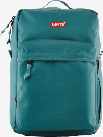 LEVI'S Rugzak in de kleur Turquoise, Productweergave