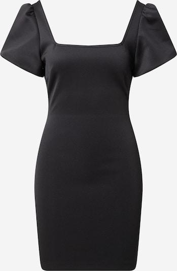 GUESS Kleita, krāsa - melns, Preces skats
