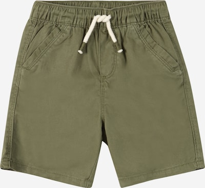 OVS Pantalon en vert, Vue avec produit