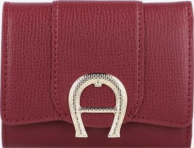 AIGNER Geldbörse 'Verona' in rot, Produktansicht