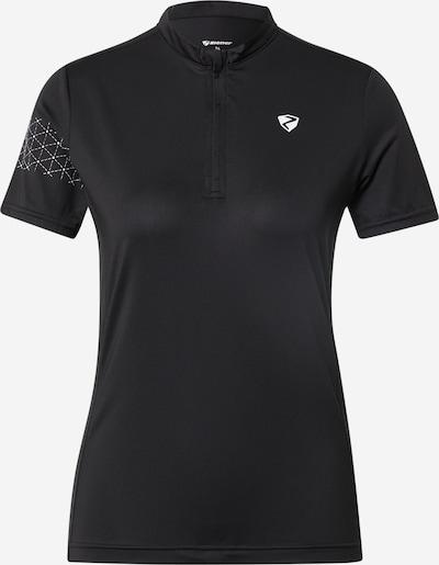 ZIENER Camiseta funcional 'NAMINTA' en negro, Vista del producto