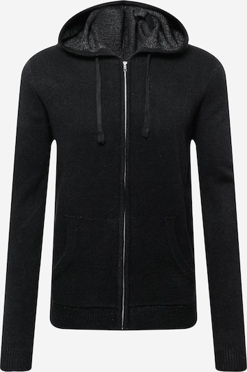 Redefined Rebel Knit Cardigan 'Soren' in Black, Item view