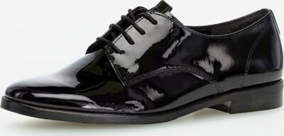 GABOR Schnürschuh in schwarz, Produktansicht