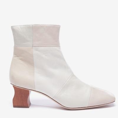Rejina Pyo Stiefeletten in 41 in beige / creme, Produktansicht