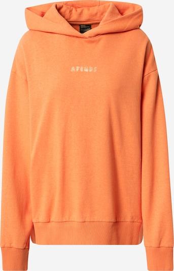 Afends Sweatshirt in hellorange, Produktansicht