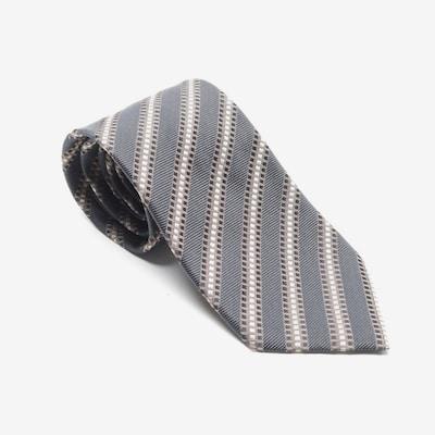 Zegna Krawatte in One Size in dunkelblau, Produktansicht