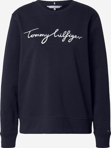 TOMMY HILFIGER Dressipluus, värv sinine