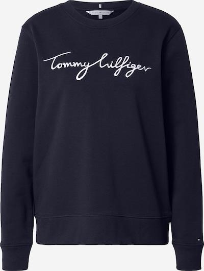 TOMMY HILFIGER Bluzka sportowa w kolorze granatowy / białym, Podgląd produktu