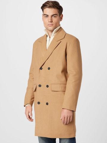Manteau mi-saison 'Pete' Redefined Rebel en beige