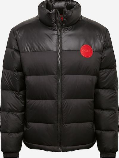 HUGO Zimska jakna 'Biron2041' | črna barva, Prikaz izdelka