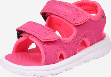 Reima Sandals & Slippers 'Bungee' in Pink