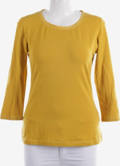 St. Emile Shirt langarm in M in gelb, Produktansicht
