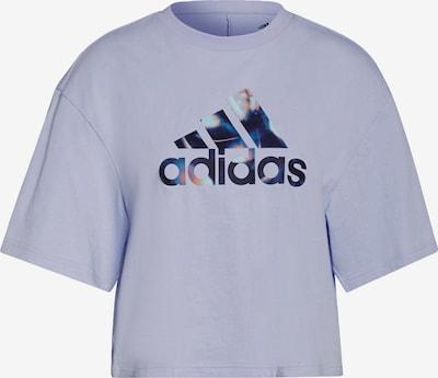 ADIDAS PERFORMANCE Funkčné tričko - orgovánová / čierna, Produkt