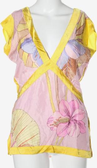 Antik Batik Blouse & Tunic in M in Pastel yellow / Pink / Wool white, Item view