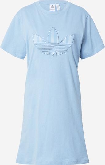 ADIDAS ORIGINALS Kleita 'TEE DRESS', krāsa - dūmu zils, Preces skats